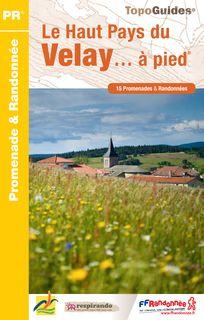 TopoGuide Haut Pays du Velay