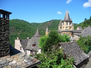 conques-GR65-chemin-compostelle
