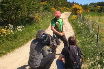 Reportage de TF1 sur nos équipes de balisage