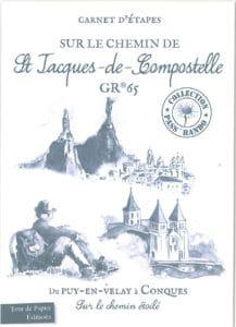 Carnet d'étapes du chemin de Saint-Jacques-de-Compostelle