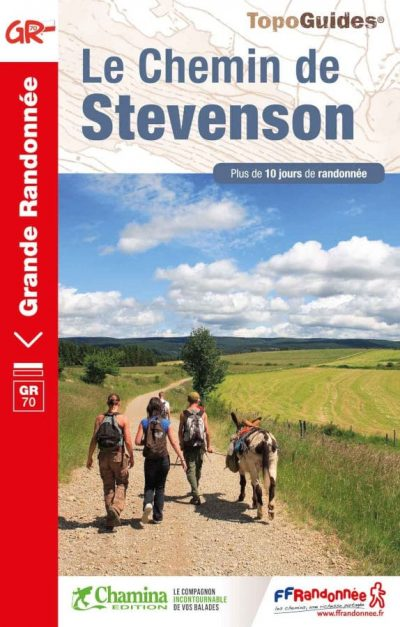 TopoGuide du chemin de Stevenson GR70