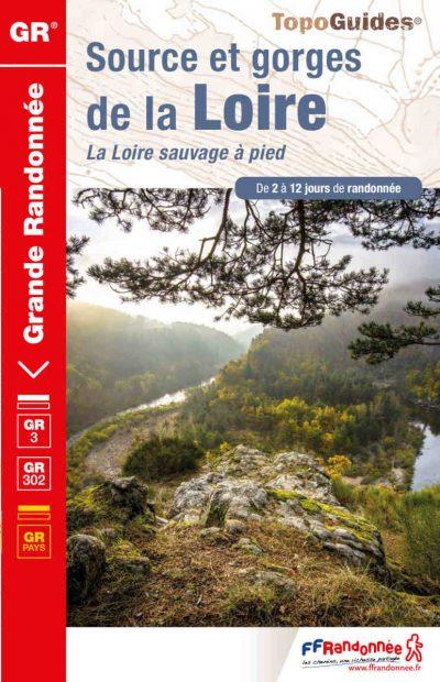 Le TopoGuide Source et gorges de la Loire GR3