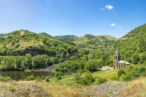 Randonnée Alti'Ligérienne - les gorges de l'Allier
