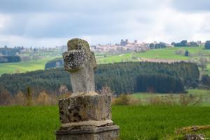 TopoGuide La-Chaise-Dieu-Croix de Lavèze