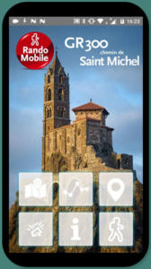 Chemin de Saint Michel GR 300-randomobile-371x661