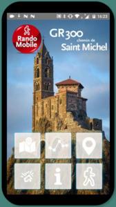 Chemin de Saint Michel GR 300-randomobile-371x661