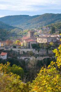 Chemin de Saint Michel GR 300-vue sur vieille brioude-800x1200