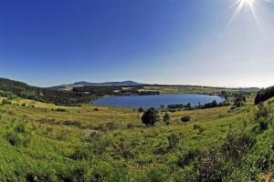 SAINT-FRONT - Le lac dans la prairie 1024 (1)