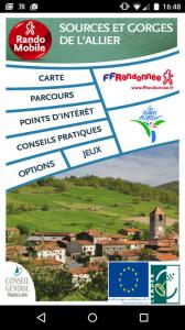 sources et gorges de l'allier GR 470-appli randomobile-2