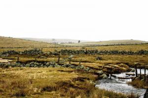 chemin de compostelle GR 65 - plateau aubrac