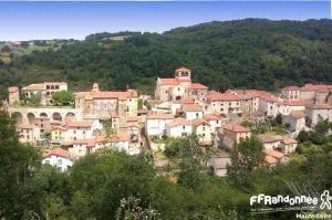 Auzon, vallée de l'Allier et Livradois