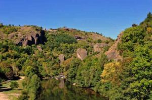 Pays de Saugues, gorges de l'Allier et Margeride