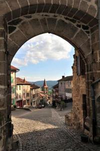 Les portes d'Auvergne