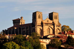 La Chaise Dieu le Puy en Velay