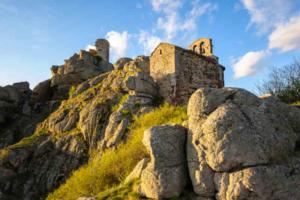 la haute loire a pied chapelle de rochegude