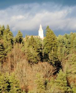 Fernandez Patrice Autour de Pont Salomon, vue sur Saint Pal de Mons
