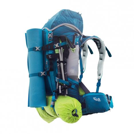 297620cd84 Un véritable concentré de technologies ! Le sac X-OS Treklight est un sac à  dos de nouvelle génération conçu pour la randonnée sportive ou itinérante.
