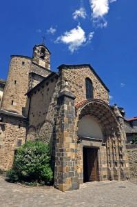 BLESLE - Eglise de Blesle - C. Bertholet