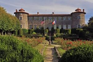 Chateau de Chavaniac-Lafayette C. Bertholet