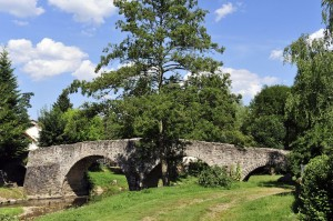 Domeyrat Pont sur la Senouire C. Bertholet