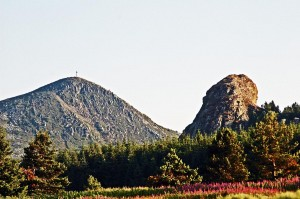 GR 7 du pilat aux cevennes le mezenc et roche pointue - C. Bertholet