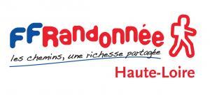 Partenaire Alti'Ligérienne - Logo FFRandonnée Comité Haute-Loire
