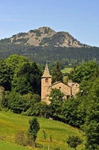 MAZET-SAINT-VOY - Pic du Lizieux et chapelle Saint Voy CBE