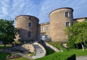 chateau des eveques Monistrol sur Loire - C. Bertholet